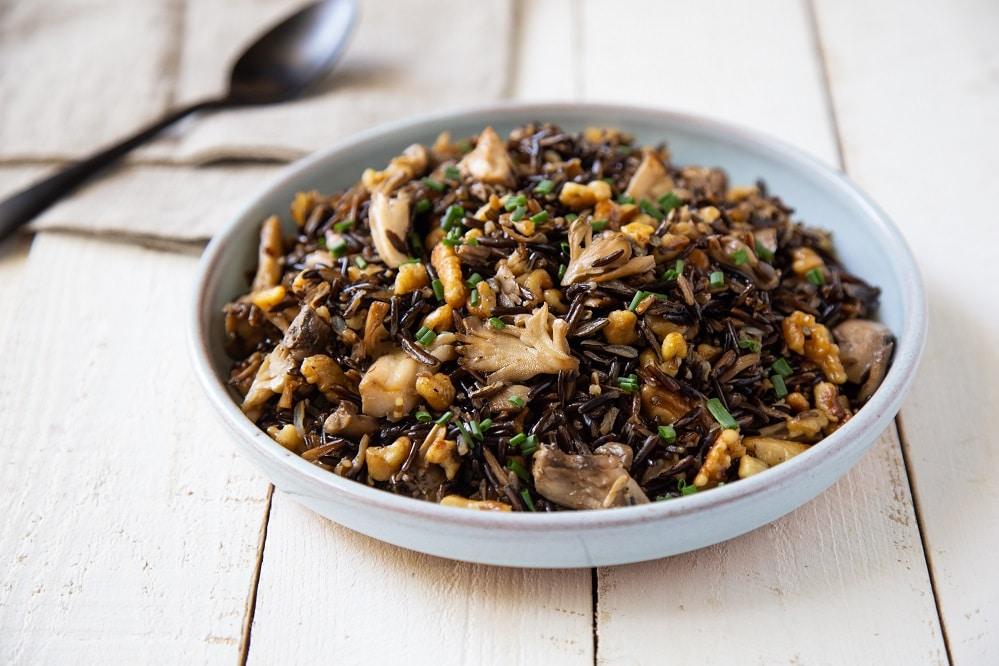 Bienfaits du riz sauvage sur la santé (+ valeur nutritive)