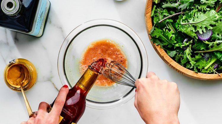 Bienfaits du vinaigre de vin rouge sur la santé