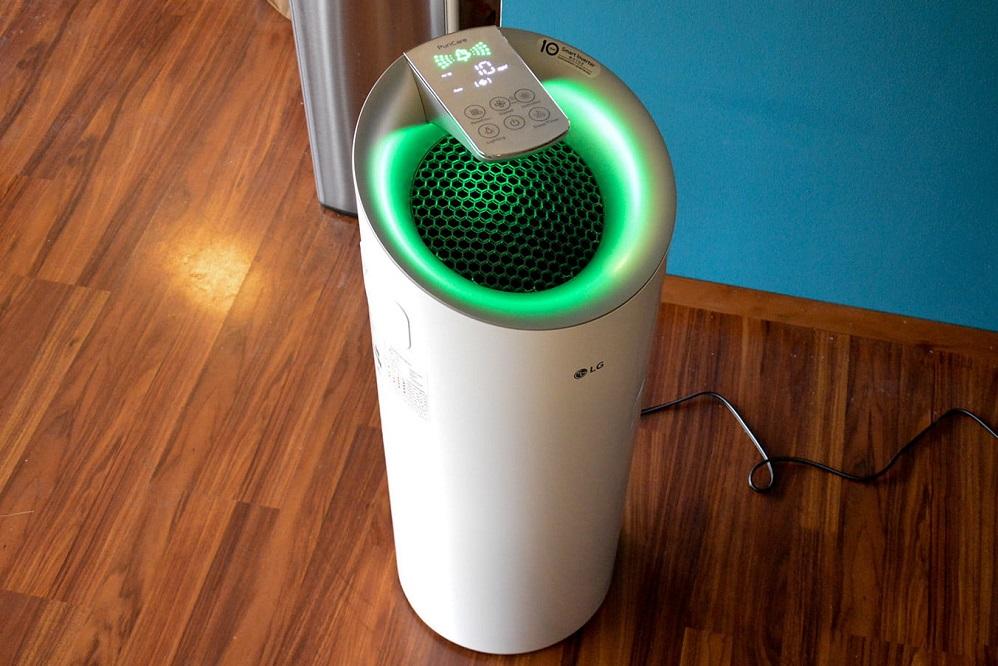 Les 3 meilleurs purificateurs d'air contre les COV (composés organiques volatils)