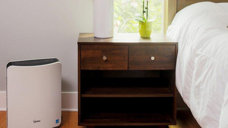 Les 3 meilleurs purificateurs d'air pour une chambre à coucher