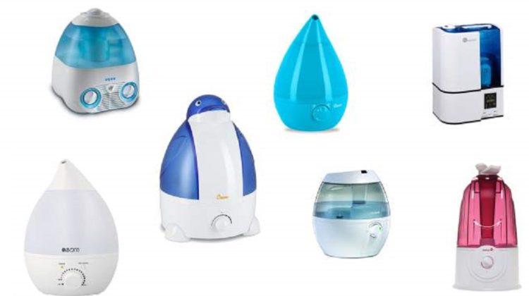Les 5 meilleurs humidificateurs à ultrasons
