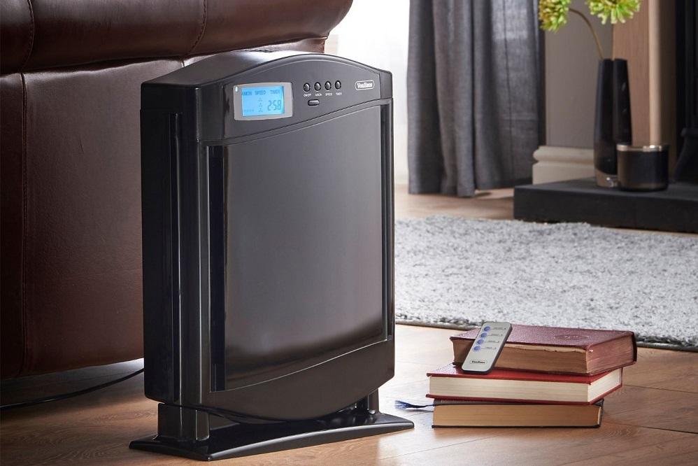 les 5 meilleurs purificateurs d 39 air contre la poussi re. Black Bedroom Furniture Sets. Home Design Ideas